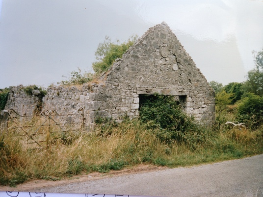 Old forge, built in 1890 and run by the Clancy Bros(mrs cullotys' uncles). Closed as a forge in 1958 approx