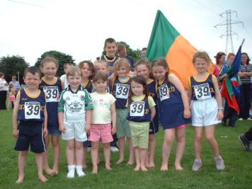 cappagh-competitors-at-county-athletic-finals-2005