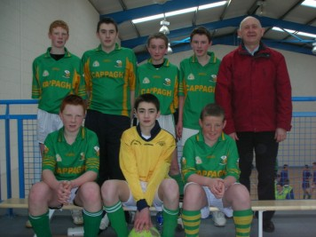 cappagh-u-15-indoor-soccer-team-2008-with-trainer-seamus-madigan