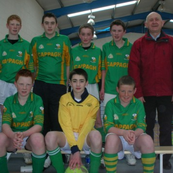 cappagh-u-15-indoor-soccer-team-2008-with-trainer-seamus-madigan