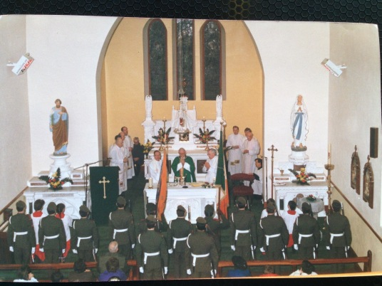 Reopening of the church following extensive renovations