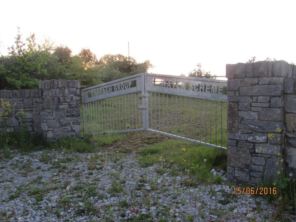 water scheme gates
